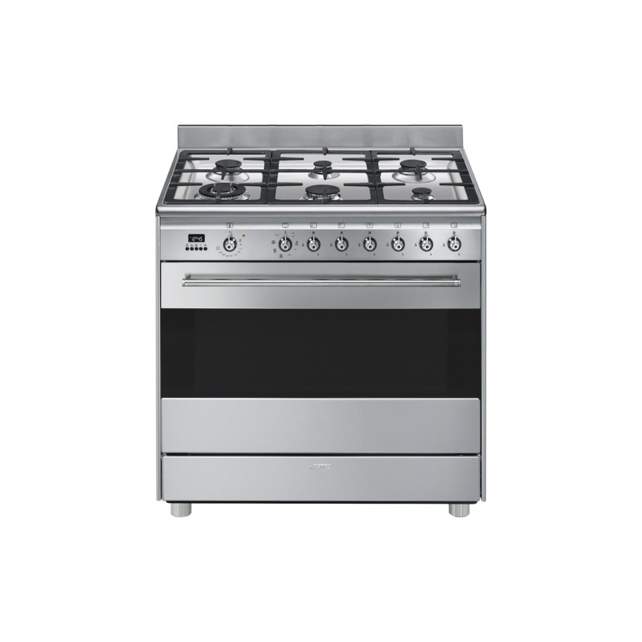 STOVE GAS ELECTRIC - GAS COOKTOP ELECTRIC OVEN