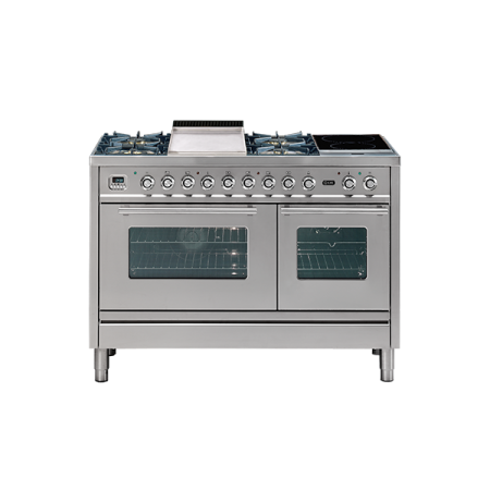 STOVE - GAS ELECTRICE SIDE BY SIDE