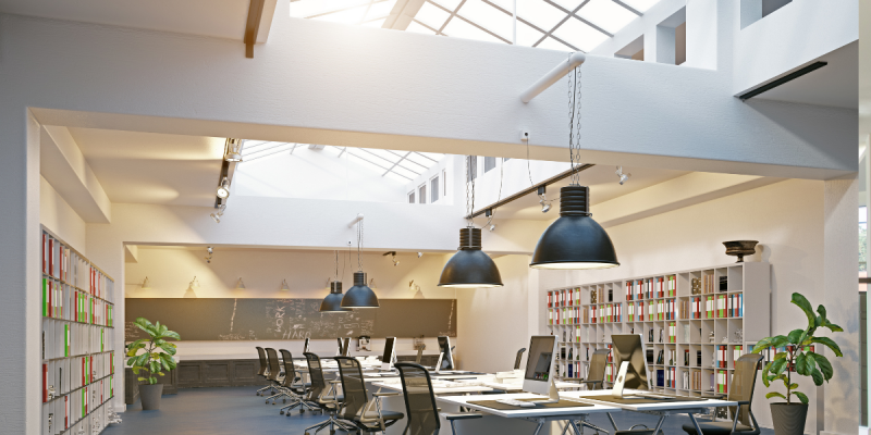 Commercial Lighting Trends